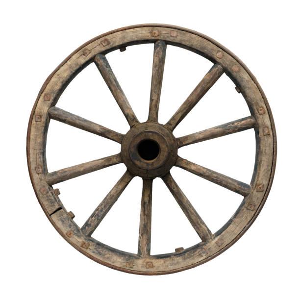 老馬車車輪 - 載客馬車 個照片及圖片檔