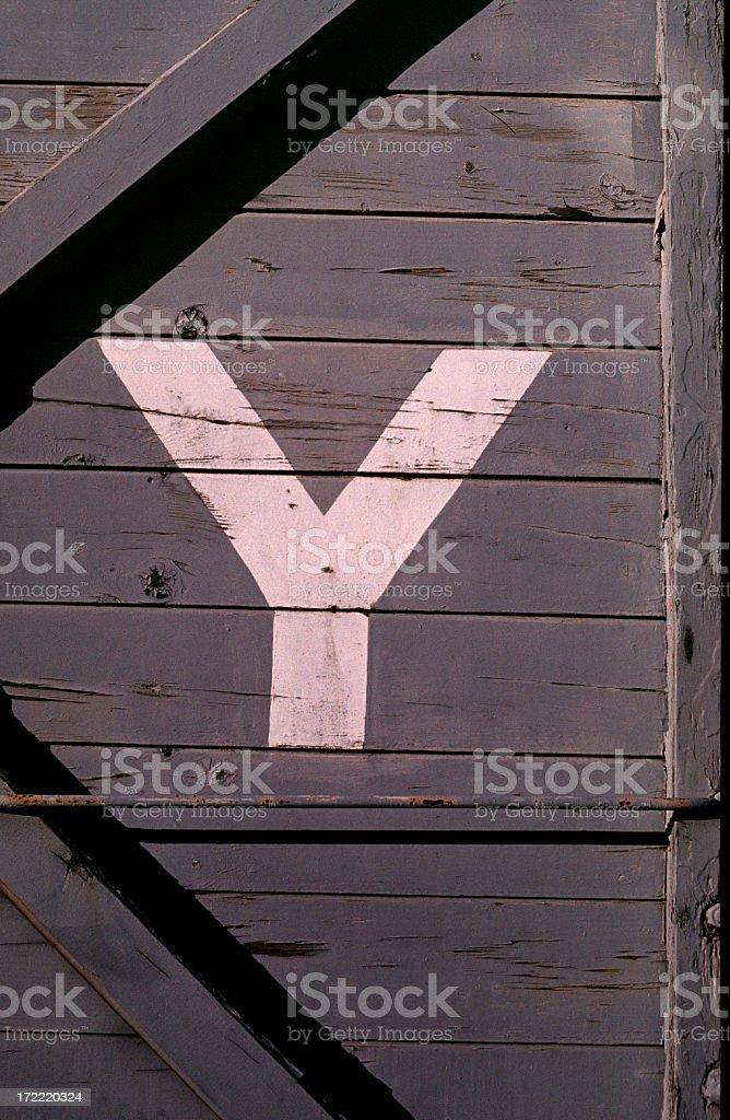 Old Wagon (tranny) stock photo