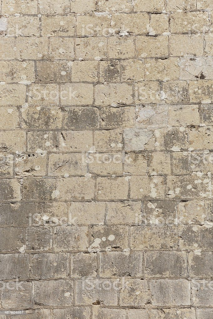 Old wall background. royalty-free stock photo
