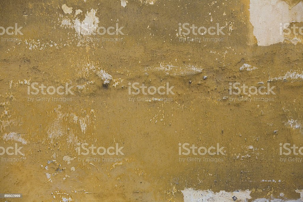Old Wall Grunge Background, Prague, Czech Republic royalty-free stock photo
