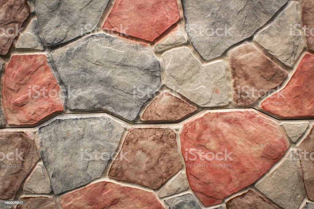 Stare cegły ściany kamienne ściany tekstura płótna – zdjęcie
