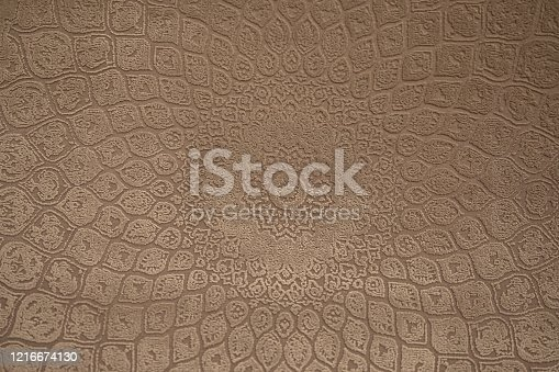 Old wall background texture,  carpet rug texture