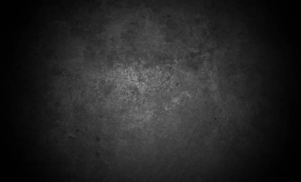 vecchio cemento struttura parete grigio scuro grigio sfondo grigio astratto colore grigio sono leggeri con sfondo sfumato bianco. - calcestruzzo foto e immagini stock
