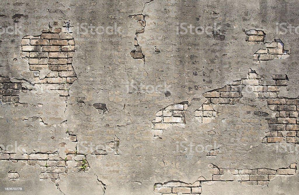 Velho textura de parede - Foto de stock de Abstrato royalty-free