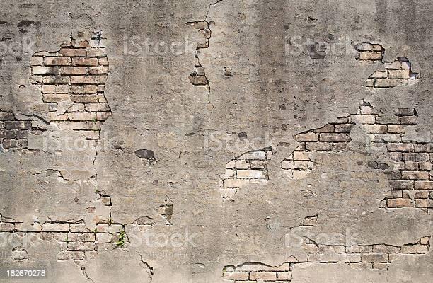 Foto de Velho Textura De Parede e mais fotos de stock de Abstrato