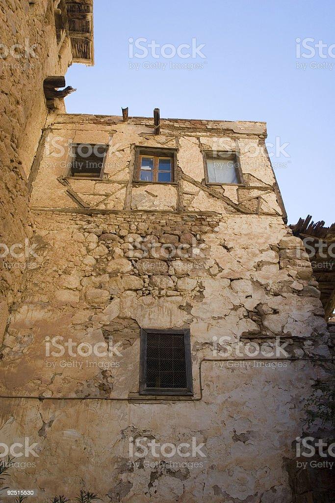 Old Walls royalty-free stock photo