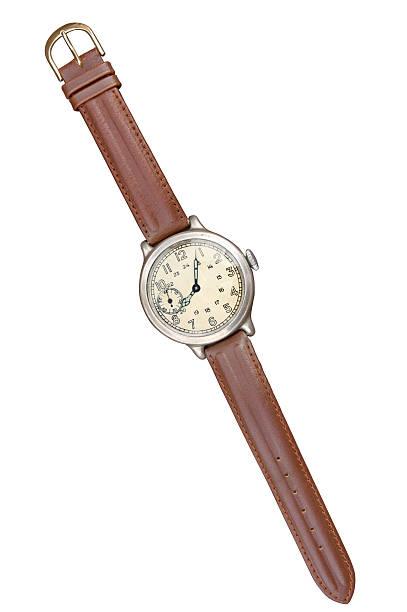 old ver - reloj de pulsera fotografías e imágenes de stock