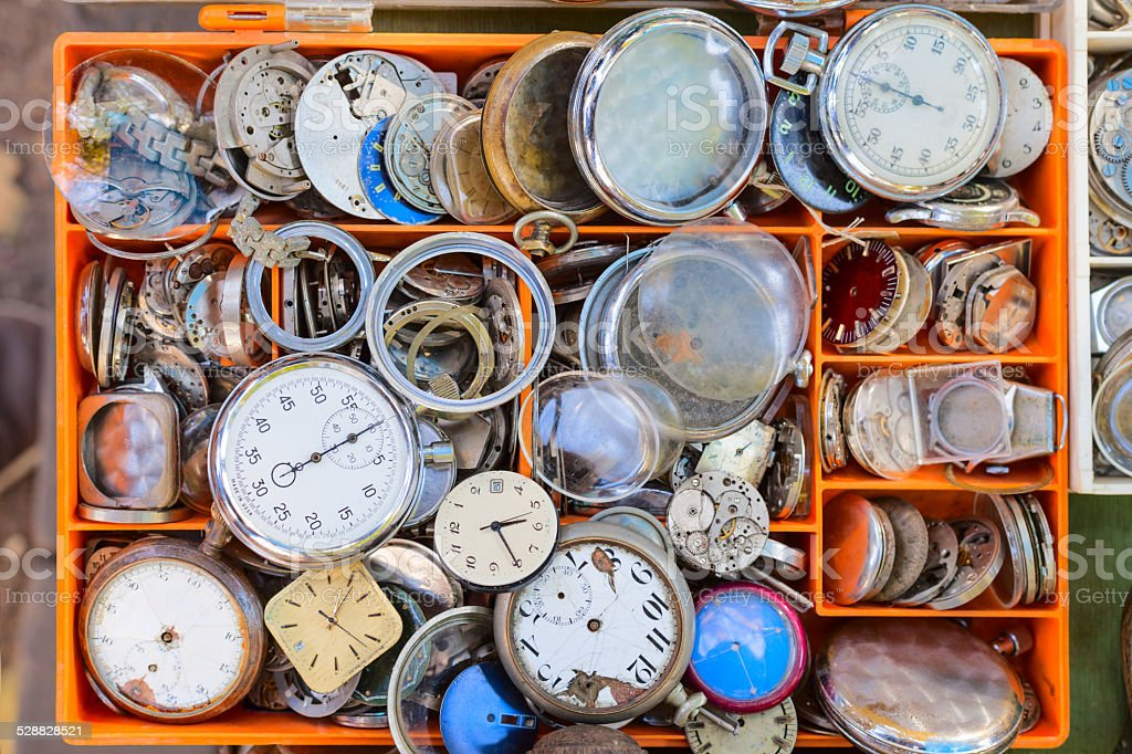 old watches stock stock photo
