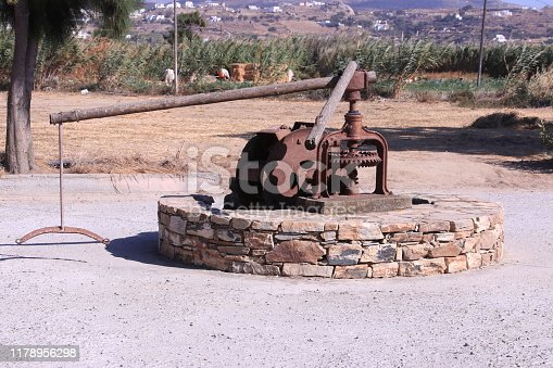 Animal, wheel, steel, water Farm, Naxos, Agriculture, Ancient