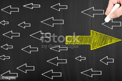 istock Old Way or New Way 512822934