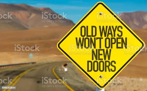 Old ways wont open new doors picture id696063644?b=1&k=6&m=696063644&s=612x612&h=tod0rgkiqyxlonz5six9klx5b4tavhj5dashbhckayy=