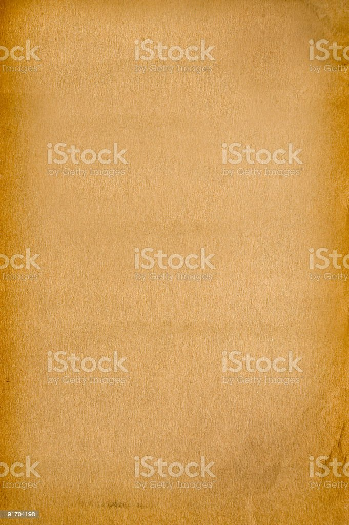 Old Weathered Paper Background royalty-free stock photo
