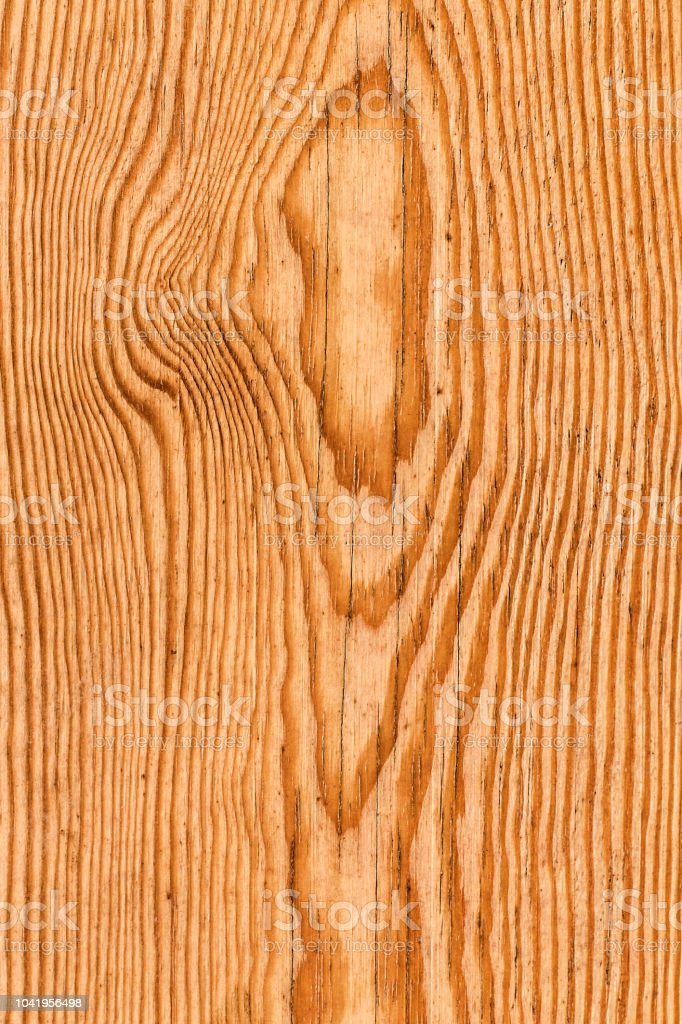 Old Weathered Stained Knotted Pinewood Plank Grunge Texture Detail stock photo