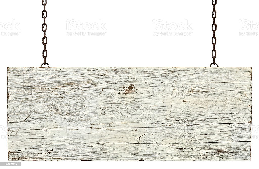 Antiga placa de madeira envelhecida branco. - foto de acervo