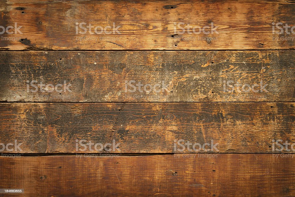 old weathered wooden boards stock photo