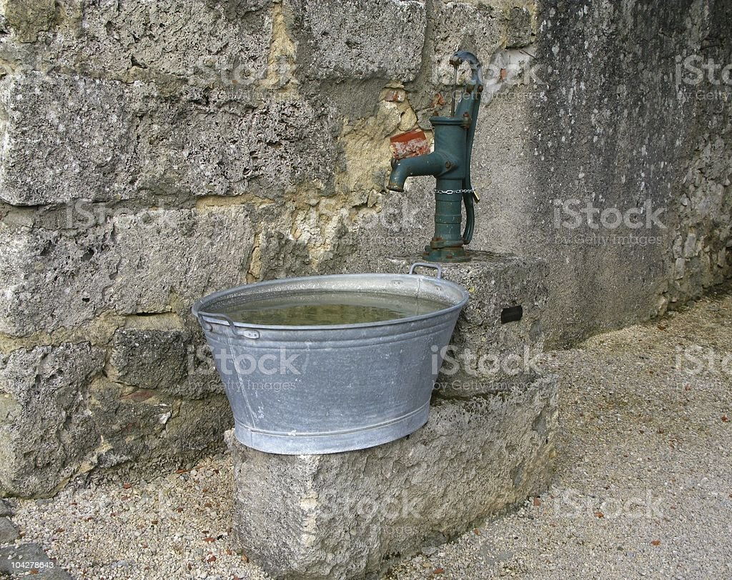 Old well royalty-free stock photo