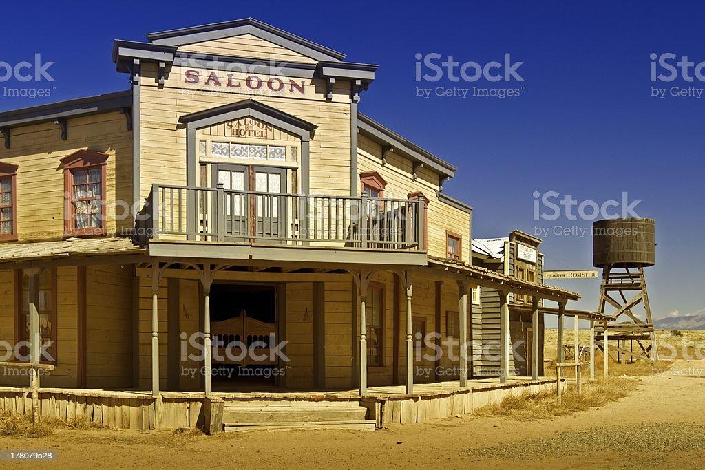 old west saloon stock photo istock
