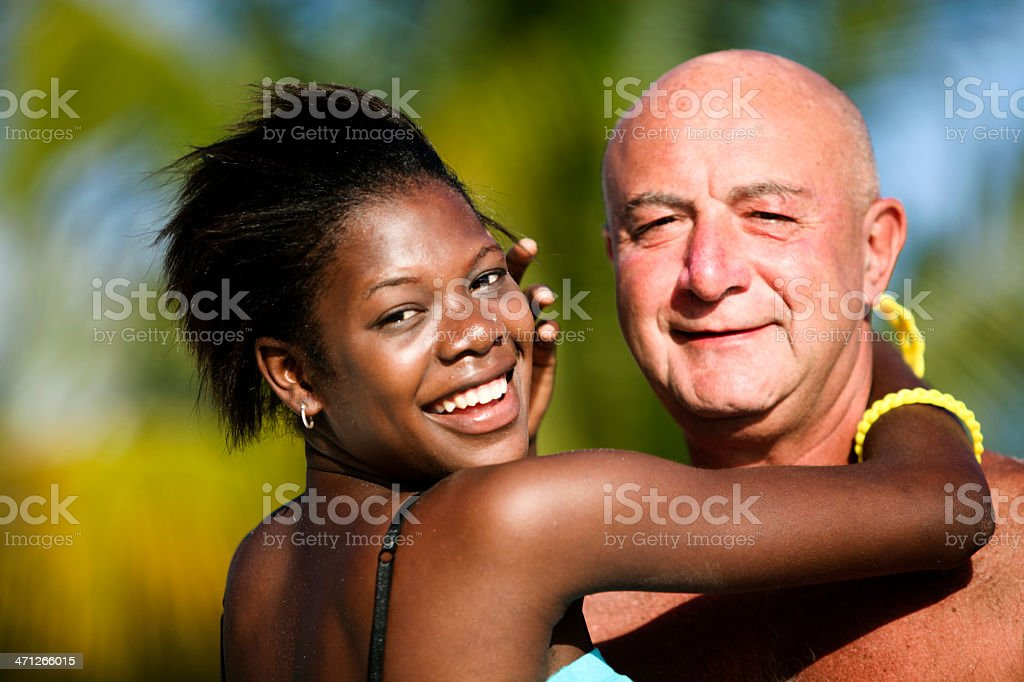 old white man dating young black woman White men have preoccupied me my whole life, from the schoolyard to the subway, but these days i'm seeing them differently they're no longer the object of my affection, a mirror for my self-worth, or an affirmation of my beauty.