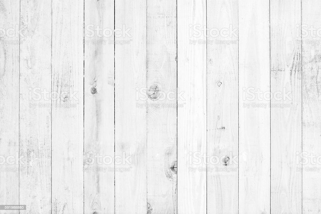Vieja madera pintados de blanco de fondo - foto de stock