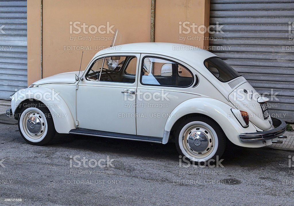 photo white off volkswagen cabrio beetle editorial stock new depositphotos