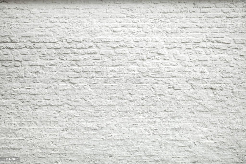 Old white wall background stock photo