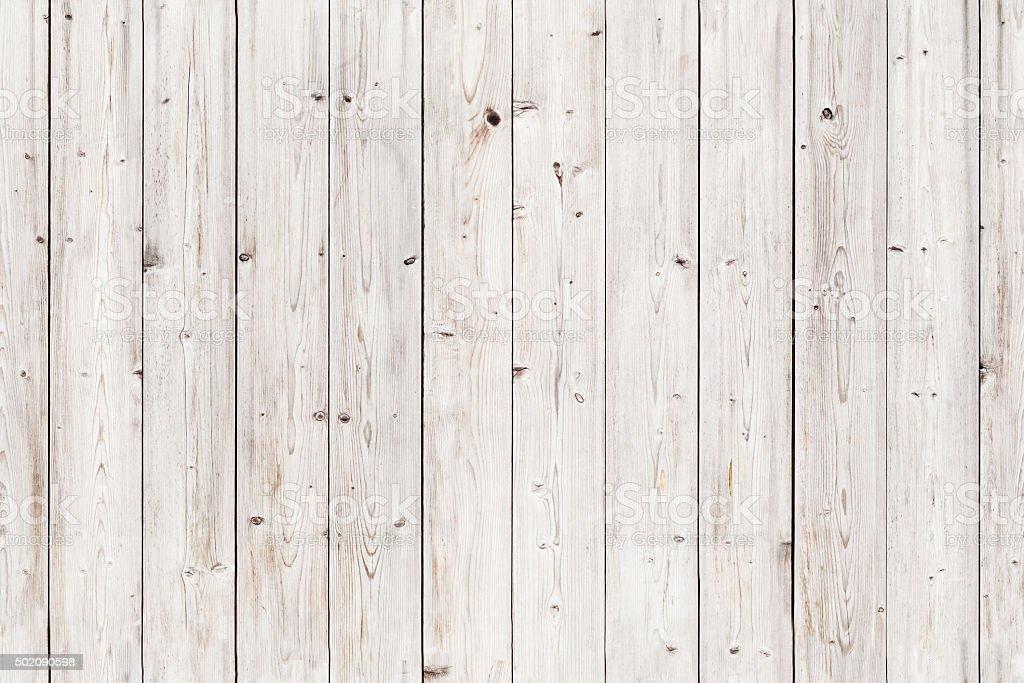 Alten weiß Holz Wand. Nahtlose Hintergrund-Struktur – Foto