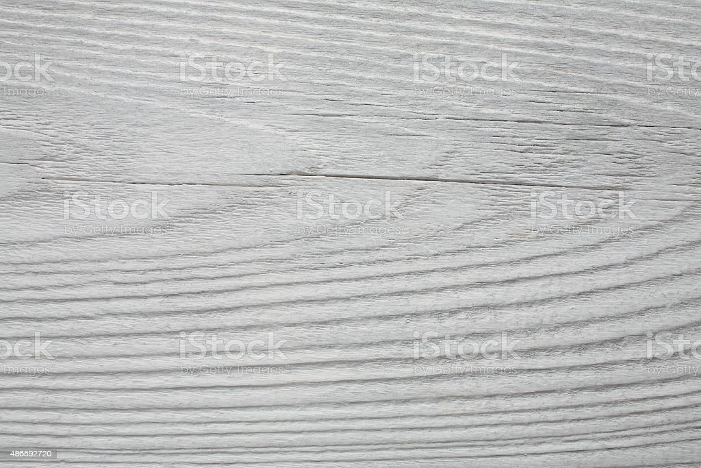 old, whitewashed, wooden board as a background stock photo