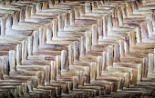 Abstract old wicker rattan texture background
