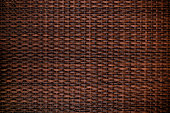 Old Wicker Texture, Weathered Brown