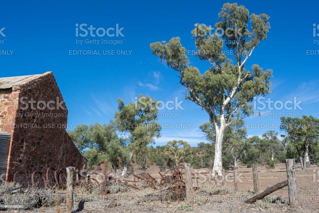 Old Wilpena Station Ikaraflinders Ranges South Australia