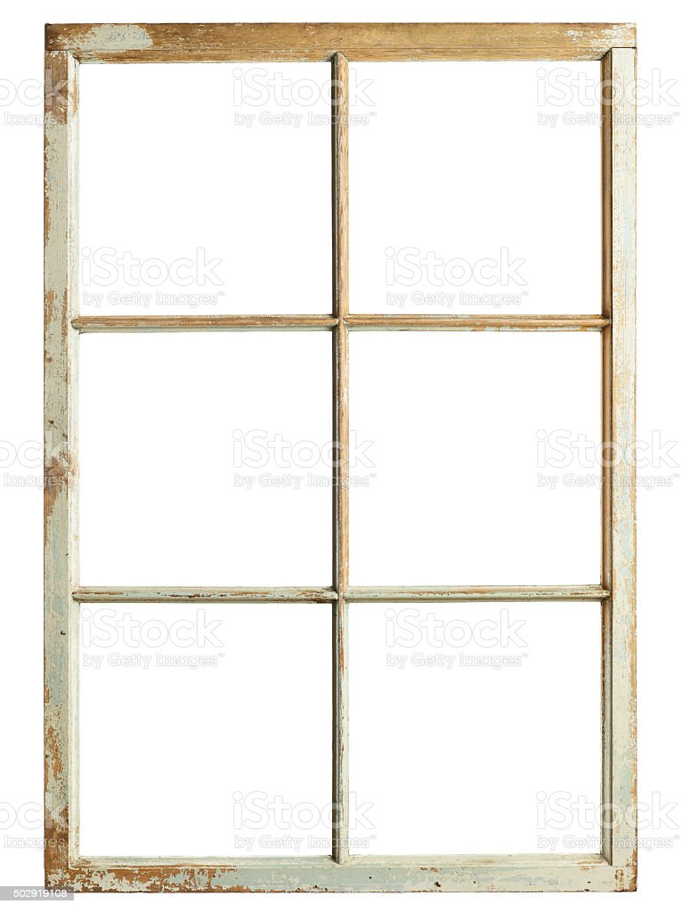 Old Window Frame Stock Photo Download Image Now Istock