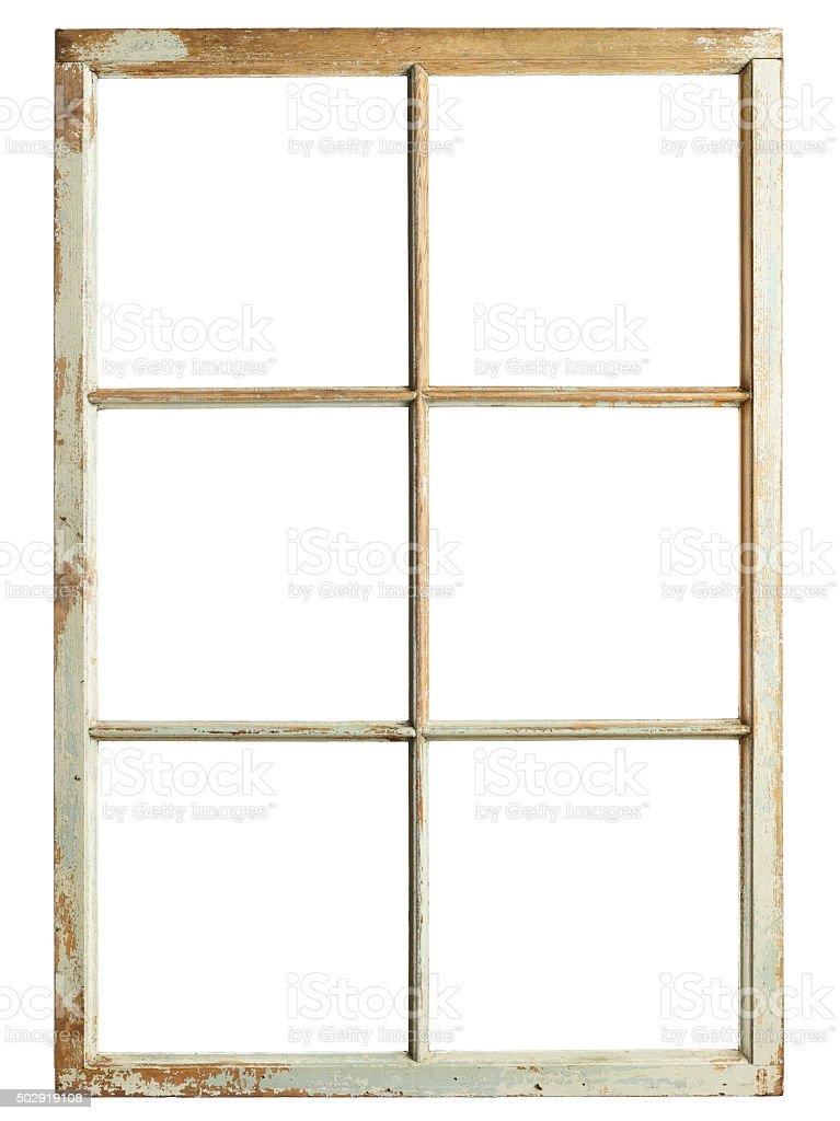 Alte Fenster Frame Stockfoto 502919108 | iStock
