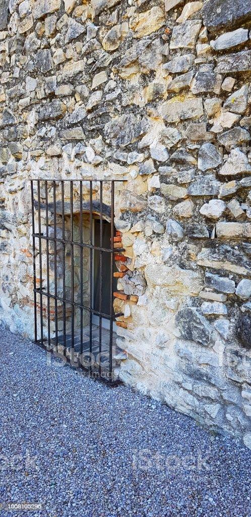 Antigua ventana)  - foto de stock