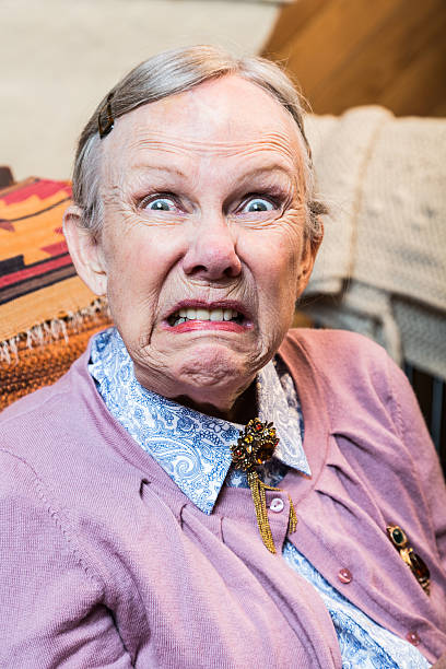 58 Ugly Grandma Stock Photos Pictures Royalty Free Images Istock