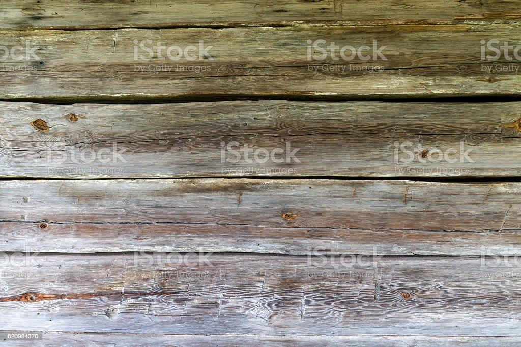 Madeira velha em casa abandonada revestimento de madeira foto royalty-free