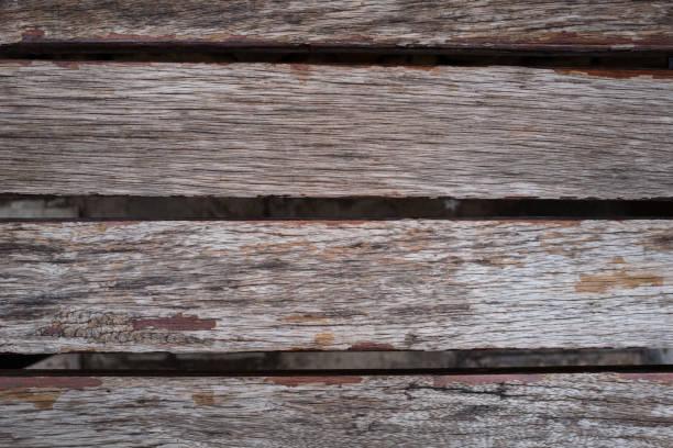 alten holzlatte - paletten kopfbrett stock-fotos und bilder