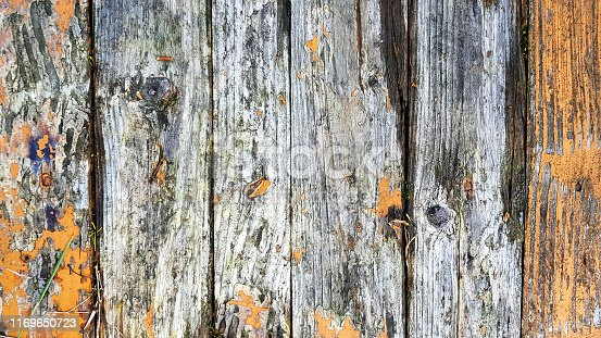 Old wood painted texture background