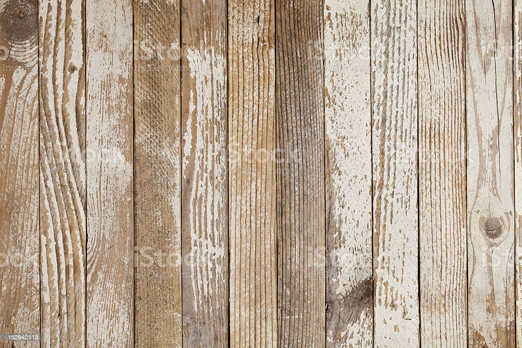 old wood painted white royalty-free stock photo