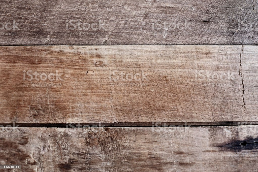 Old Wood Plank Background stock photo