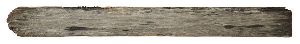 Old wood plank with texture isolated on white background. Old wood plank with texture isolated on white background. driftwood stock pictures, royalty-free photos & images