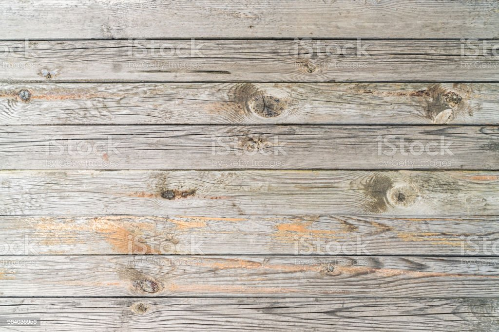 old wood planks texture - Royalty-free Aging Process Stock Photo