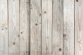 istock Old wood planks wall texture background. 1160085524