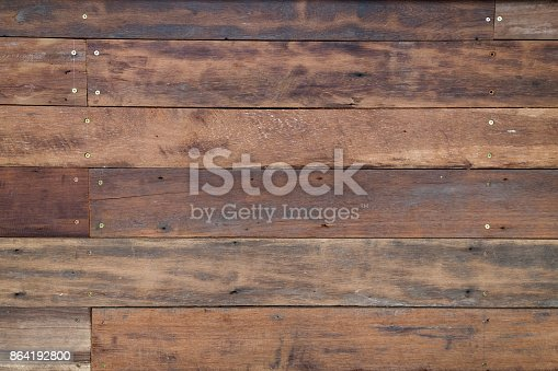Old Wood Texture Background Stock Photo & More Pictures of Abstract