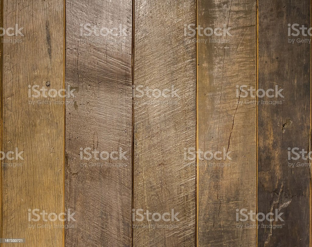 Old wooden background. Wood table or floor royalty-free stock photo