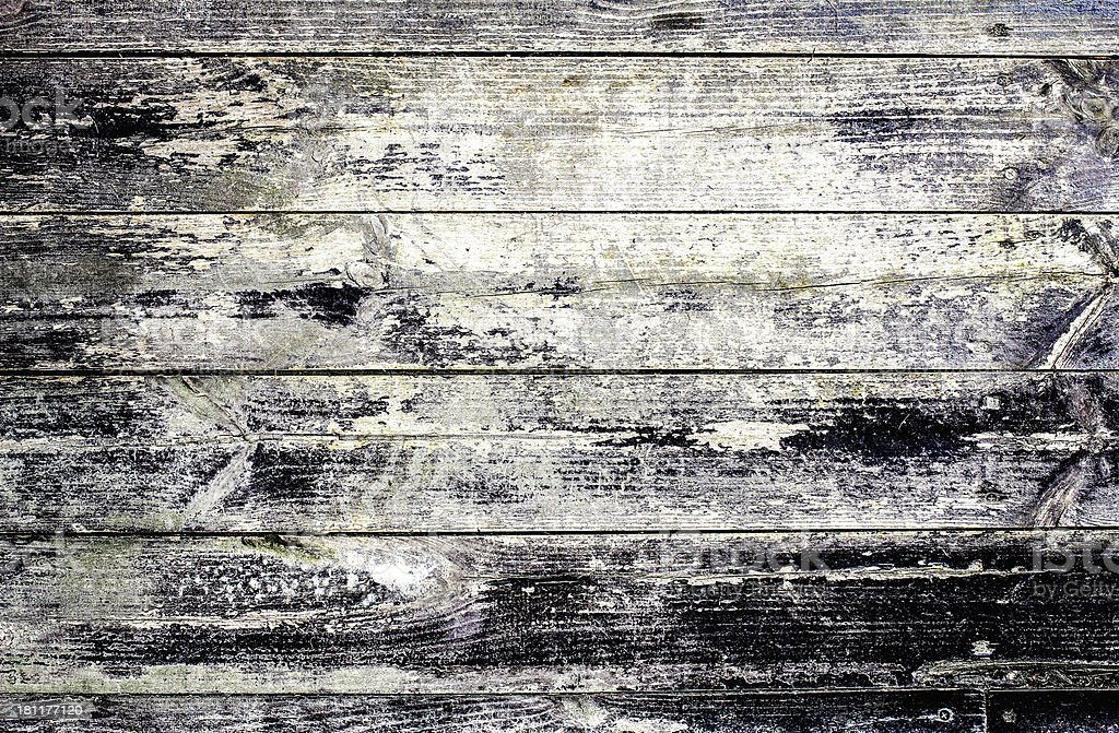 Old Wooden Black Vintage Rustic Background Country Style Royalty Free Stock Photo