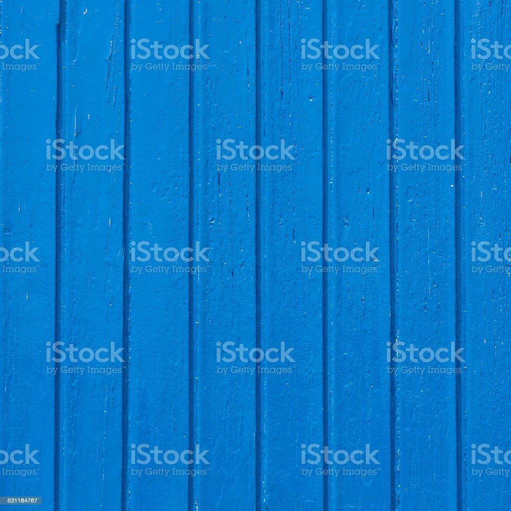 Alte hölzerne blue Fensterladen Lizenzfreies stock-foto