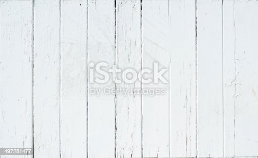 istock Old wooden board background 497281477