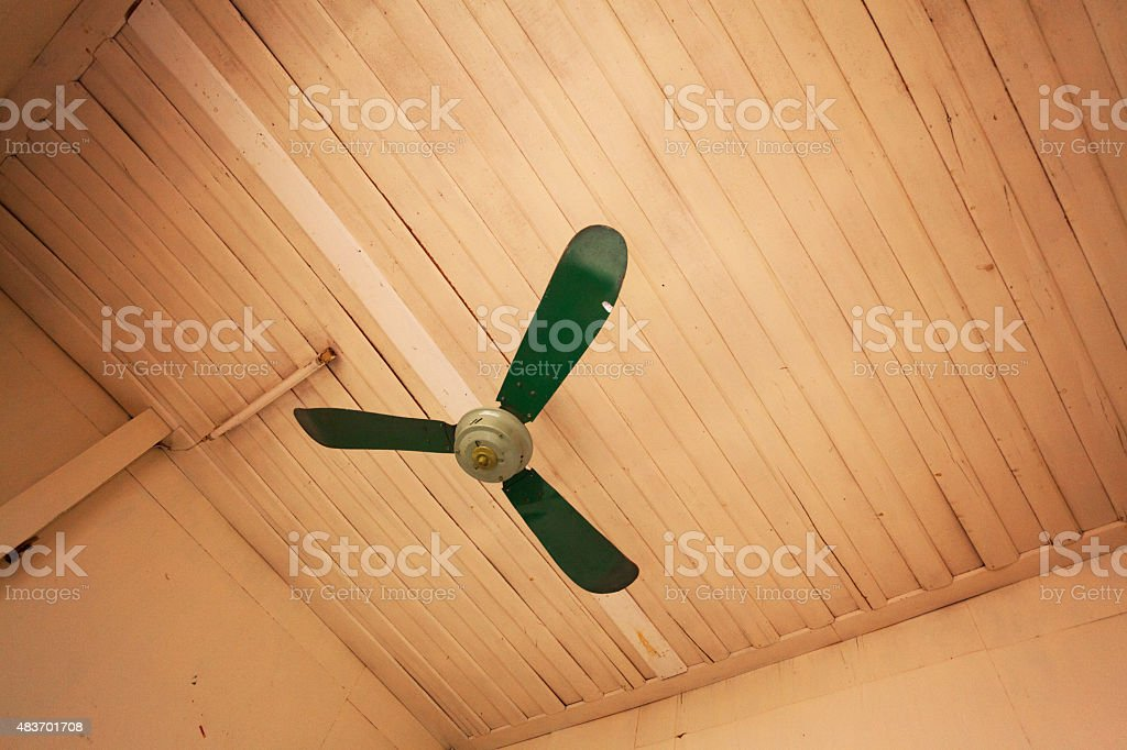 Old Ceiling Fans Pictures, Images And Stock Photos