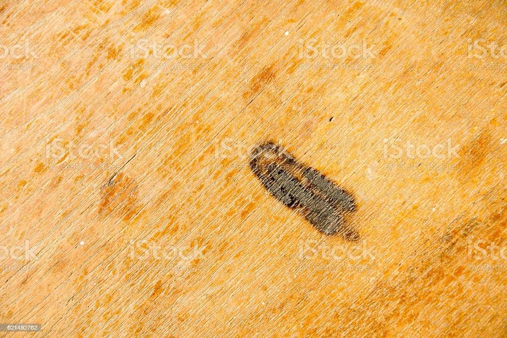 Vieux bois de fond Sale à repasser, photo libre de droits