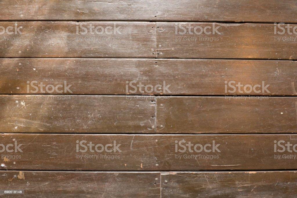 日本の家の古い木の床 ストックフォト